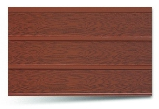 Вагонка ПВХ 243-8 трехсекционная