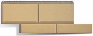 Фасадная панель Камень Флорентийский Песчаный