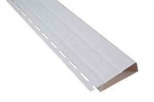 Планка наличник, 3660 мм, цвет Белый