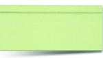 Вагонка ПВХ Салатовая Односекционная