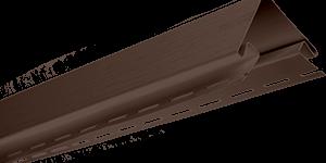 угол наружный коричневый