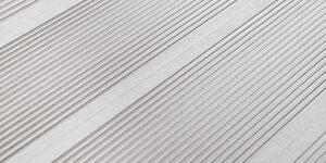 Доска террасная (6000x148x25мм), Ulmus бежевая