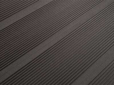 Террасная доска (6000x148x25мм), Ulmus темно-коричневая