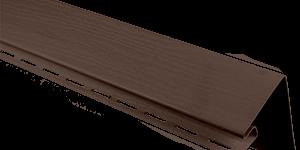 планка околооконная коричневая