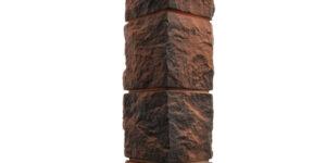 Наружный угол ТУФ (Иранский), 0,58 х 0,15м.