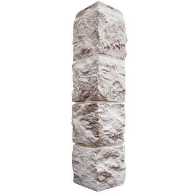 Наружный угол ТУФ (Исландский), 0,58 х 0,15м.
