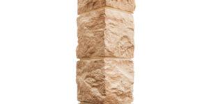Наружный угол ТУФ (Итальянский), 0,58 х 0,15м.