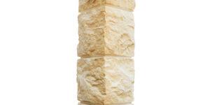 Наружный угол ТУФ (Новозеландский), 0,58 х 0,15м.