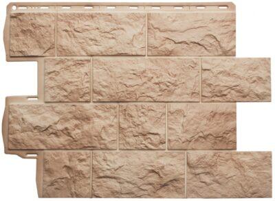 фасадная Панель Туф (Итальянский), 0,796 х 0,591м
