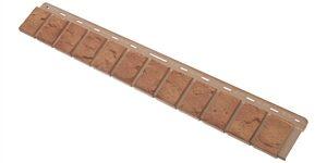 Облицовочная планка кирпич (бежевый), 0,92 х 0,125м