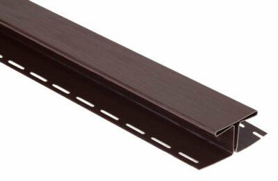 Планка соединительная коричневая Т-18 - 3,00м. BH